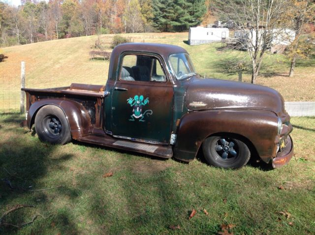 1954 Chevrolet C/K Pickup 1500 Rat Rod