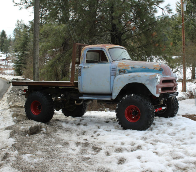 Used Flat Bed For  Chevy Truck