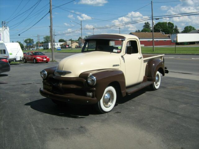 1954 Chevy 3100 Pickup Truck - Restored - Wooden Bed