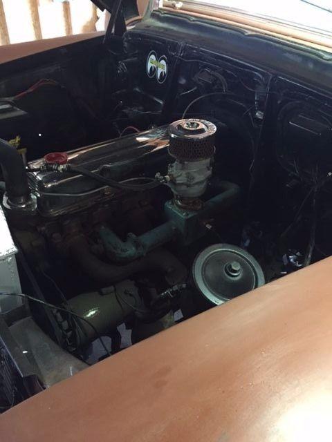 Chevy Four Door Bel Air