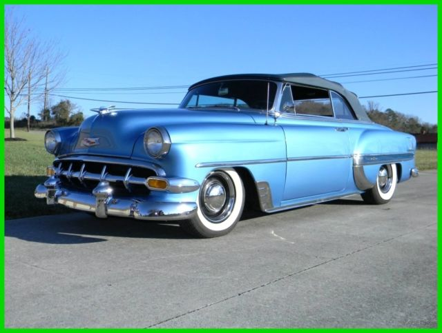 1954 Chevrolet Bel Air/150/210 Convertible