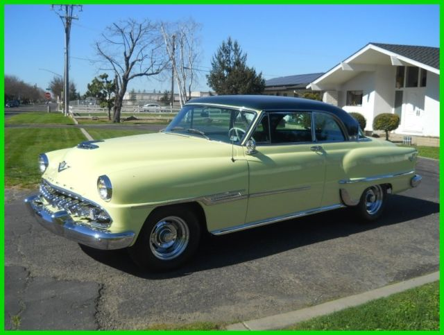 1954 DeSoto Firedome 2 Door Coupe New Interior New Paint