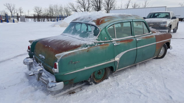1954 Plymouth Belvedere Convertible, Estate Find No Reserve!   1954 Plymouth Belvedere Gas Mileage