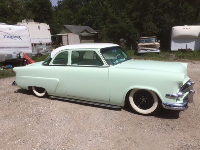 1954 Ford CUSTOMLINE 2 DOOR MILD CUSTOM