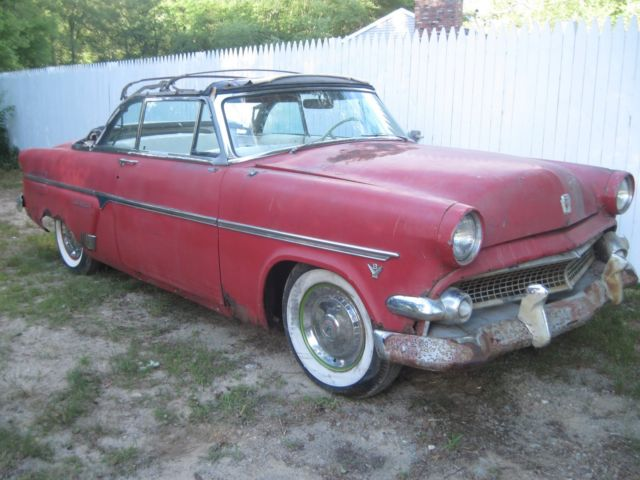 1954 Ford Crown Victoria