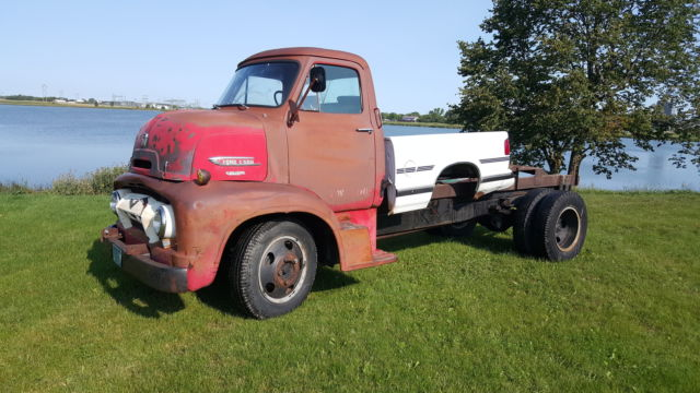 1954 Ford Other Pickups C-500