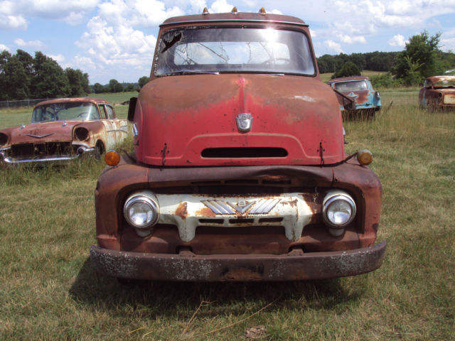 1954 Ford C600 COE