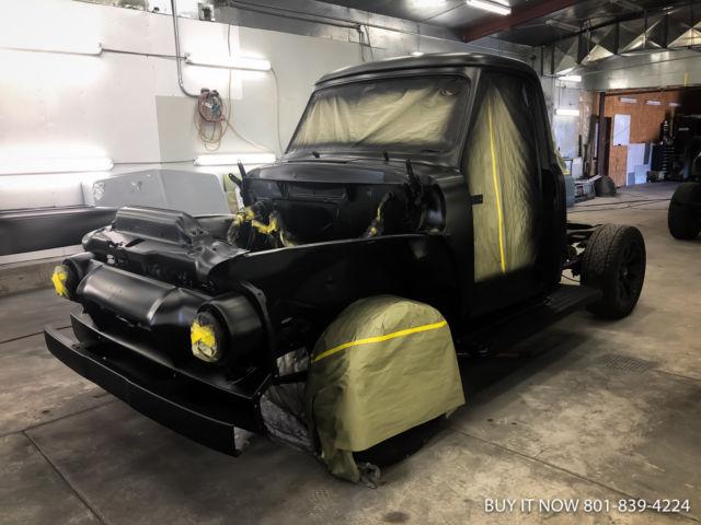 1954 FORD F100 FRAME UP RESTORED! 400HP 302 V8, NEW PAINT & INTERIOR