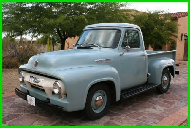 1954 Ford F100 Pick Up Truck For Sale Photos Technical