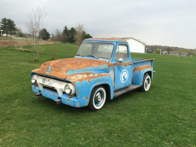 1954 Ford F-100