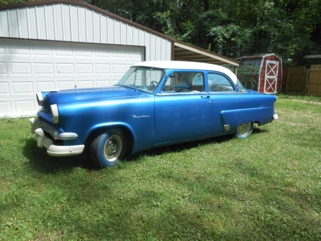 1954 ford mainline base 3 6l for sale photos technical for 1954 ford mainline 2 door sedan sale