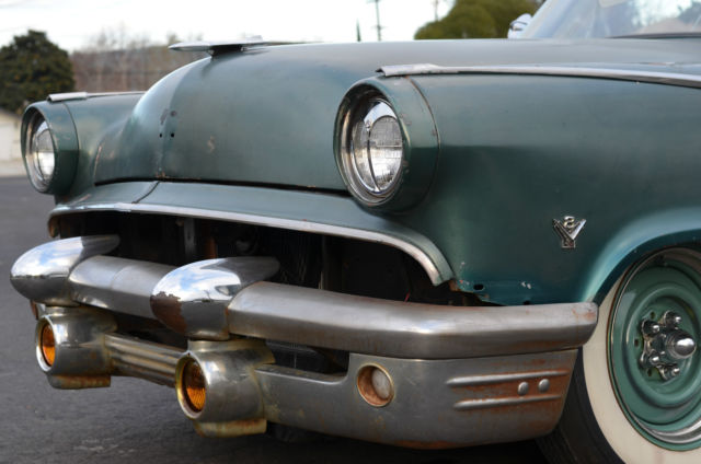 1954 ford mainline customline air ride bagged for sale for 1954 ford mainline 2 door sedan sale