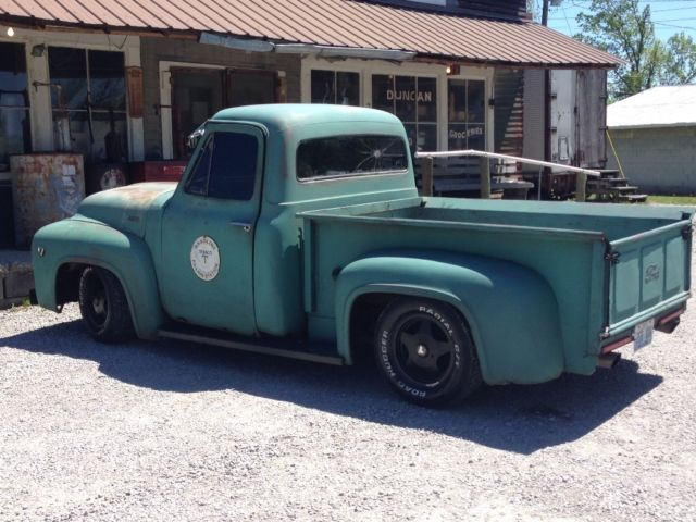 1954 ford rat rod hot rod for sale photos technical specifications description. Black Bedroom Furniture Sets. Home Design Ideas