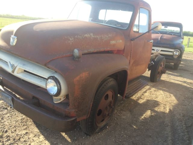 1953 Ford Other Pickups