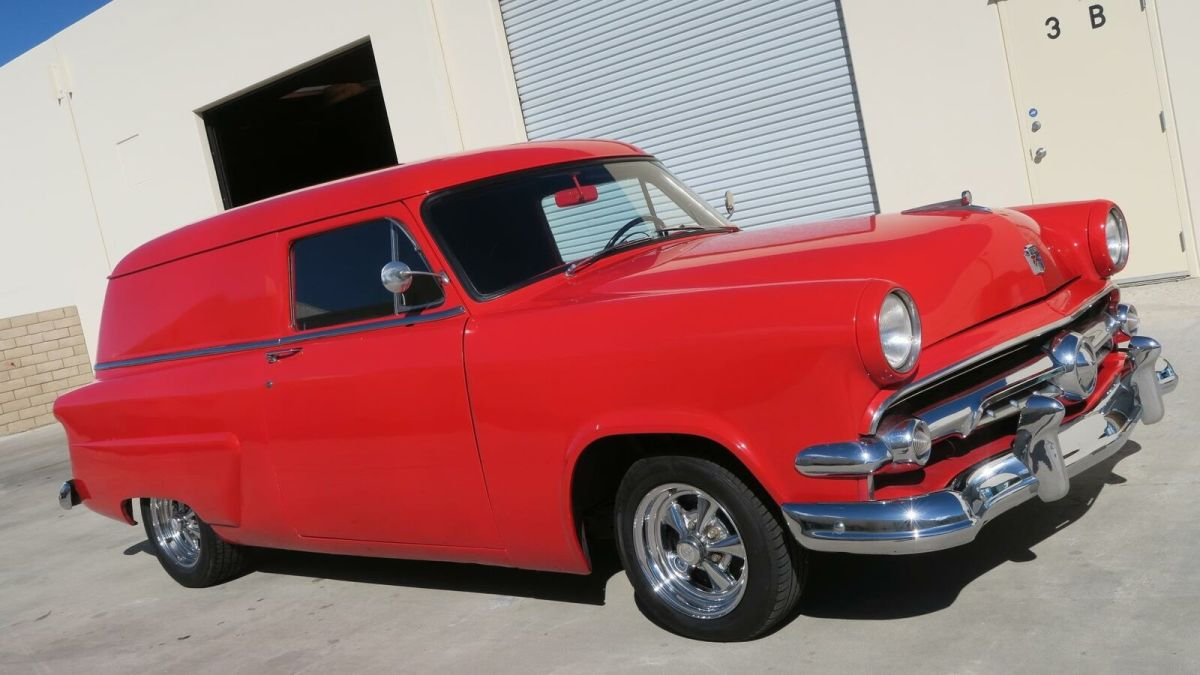 1954 Ford SEDAN DELIVERY 312 v8 SCROLL DOWN & CLICK READ MORE FOR PICS & VIDEO