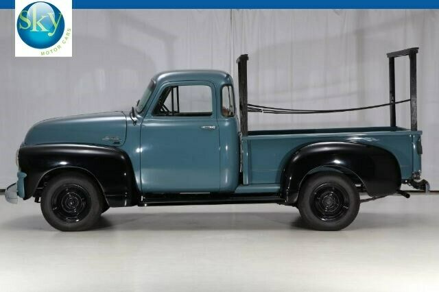 1954 GMC Other 5 Window Short Bed Pickup