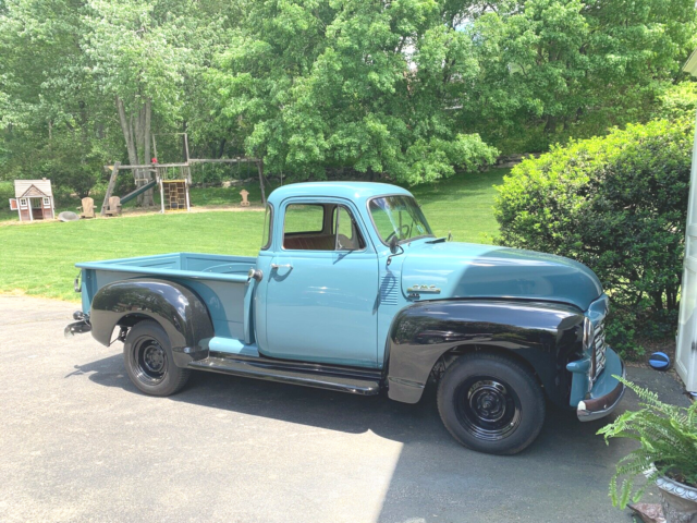 1954 GMC Other step side short bed