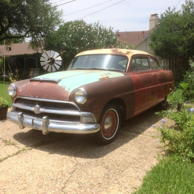 1954 Other Makes WASP CLUB SEDAN (2Dr)