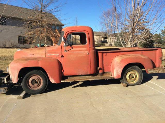 1954 International Harvester Other