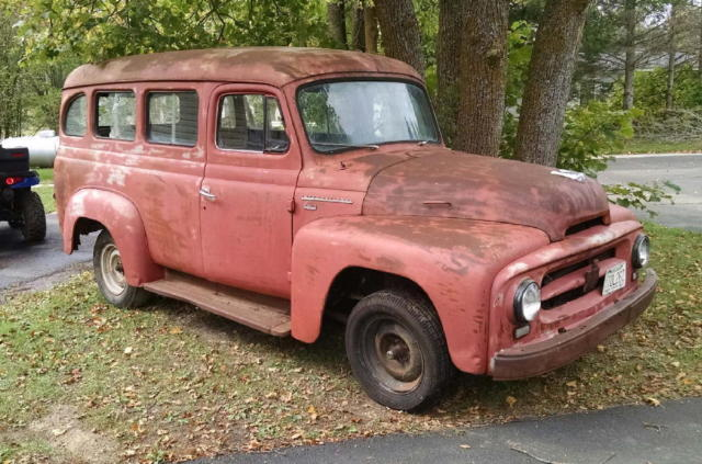 1954 International Harvester Other Travelall