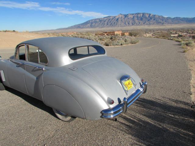 1954 Jaguar MkVII Saloon Mark VII Mk 7 Rust-free New Mexico car, runs well for sale: photos ...