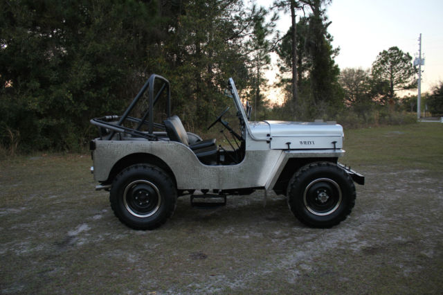 1954 jeep willys cj 3 high hood 2 2l cj3 custom clean must look must call now for sale photos. Black Bedroom Furniture Sets. Home Design Ideas