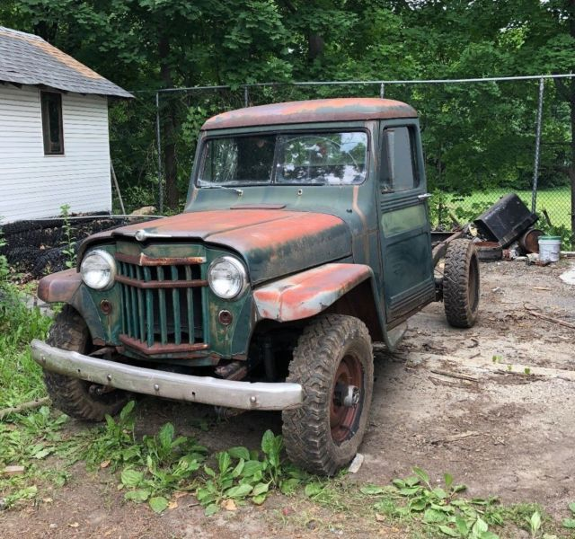 1954 Willys Pickup --