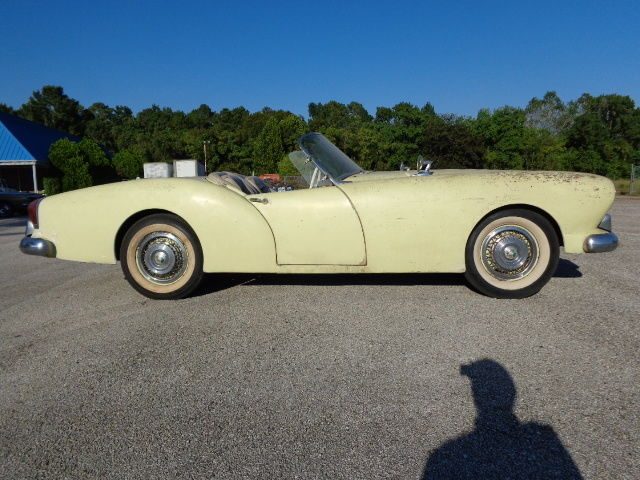 1954 Other Makes Kaiser Darrin