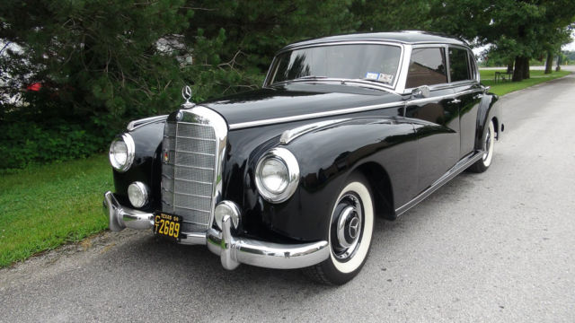 1954 Mercedes-Benz 300-Series