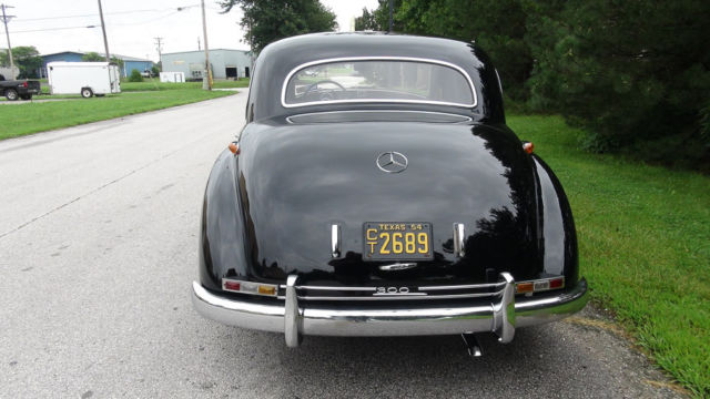 1954 mercedes benz 300 adenauer dual carb 4 speed for Ebay car parts mercedes benz