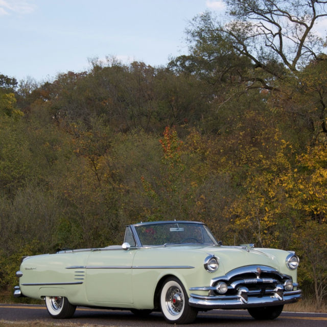 1954 Packard 5479 Convertible