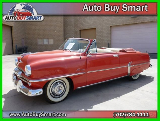 1954 Plymouth Other CONVERTIBLE