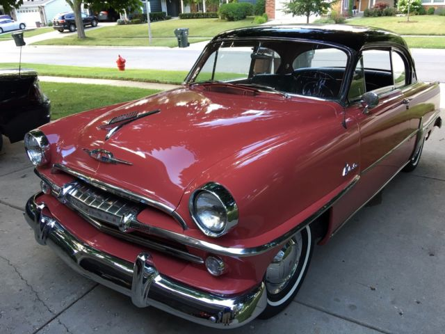 1954 Plymouth Belvedere 4-Door Sedan for sale: photos ...   1954 Plymouth Belvedere Gas Mileage