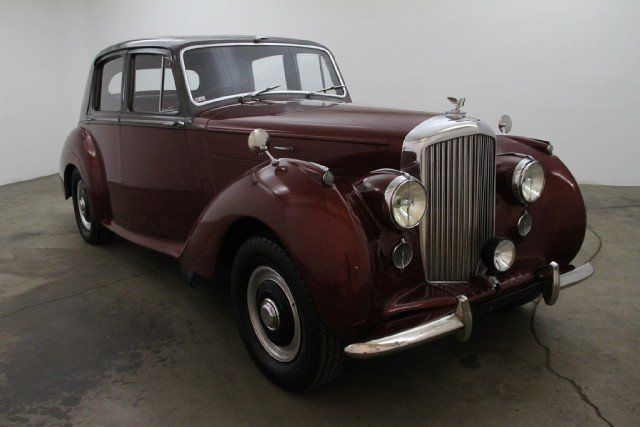 1954 Bentley Other Right Hand Drive