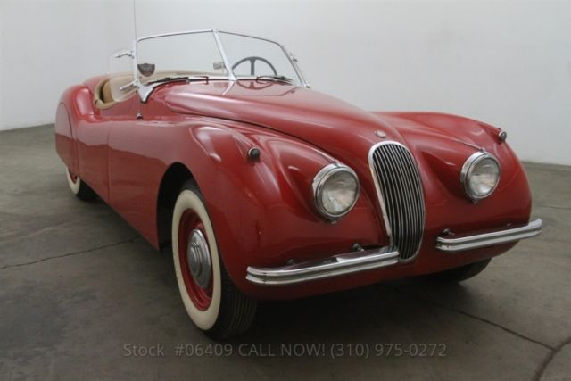 1954 Jaguar XK Roadster