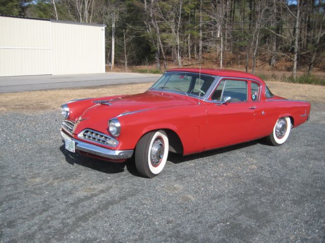 1954 Studebaker Starlight Coupe