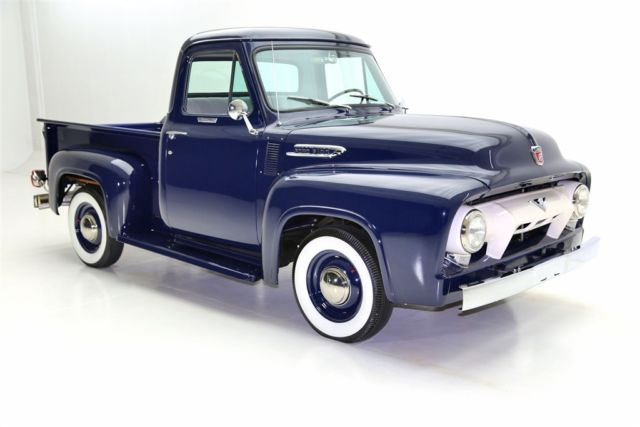 1954 Ford F-100 V8 4 Spd Amazing Frame Off