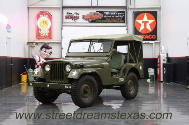 1954 Willys Jeepster --