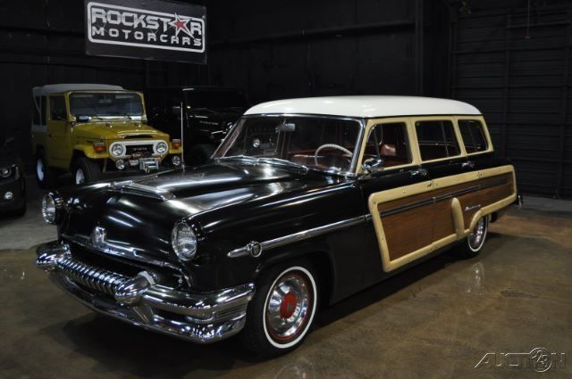 1954 Mercury Monterey Woodie Wagon