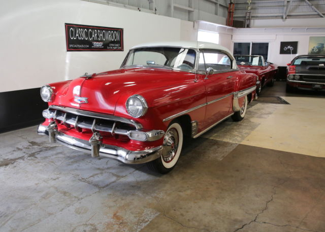 1954 Chevrolet Bel Air/150/210 None