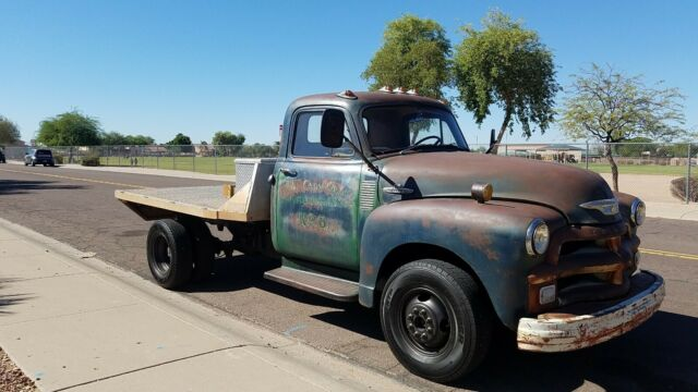 1955 Chevrolet 6500 Dually