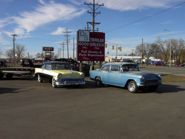 1955 Chevrolet Bel Air/150/210 belair 210 150