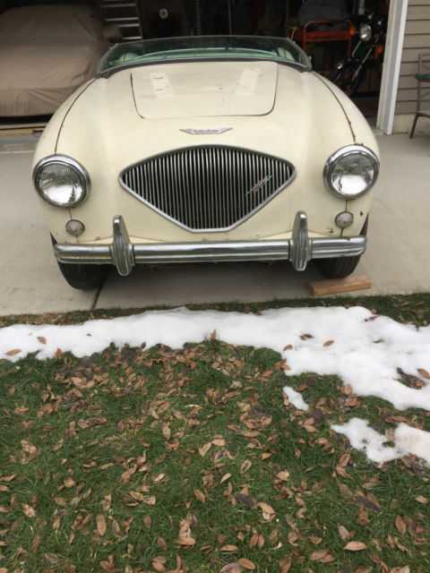 1955 Austin Healey Other