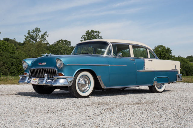 1955 Chevrolet Bel Air/150/210 4 Door