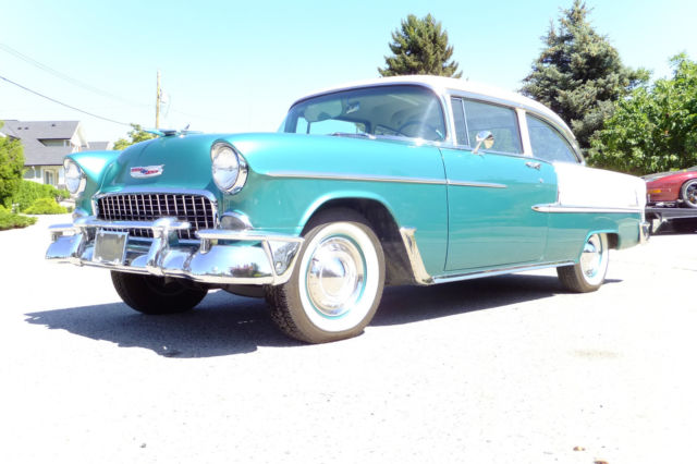 19550000 Chevrolet Bel Air/150/210