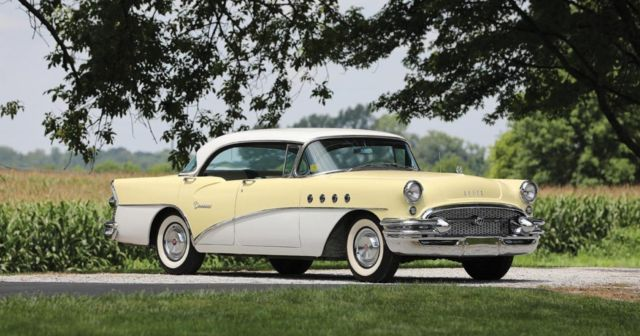1955 Buick Century 4-Door Hard Top