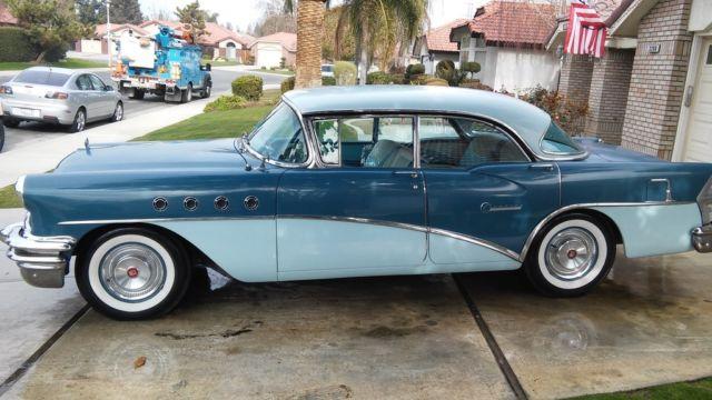 1955 Buick Century Riviera Only 31 000 Orig Turn Key 56 56