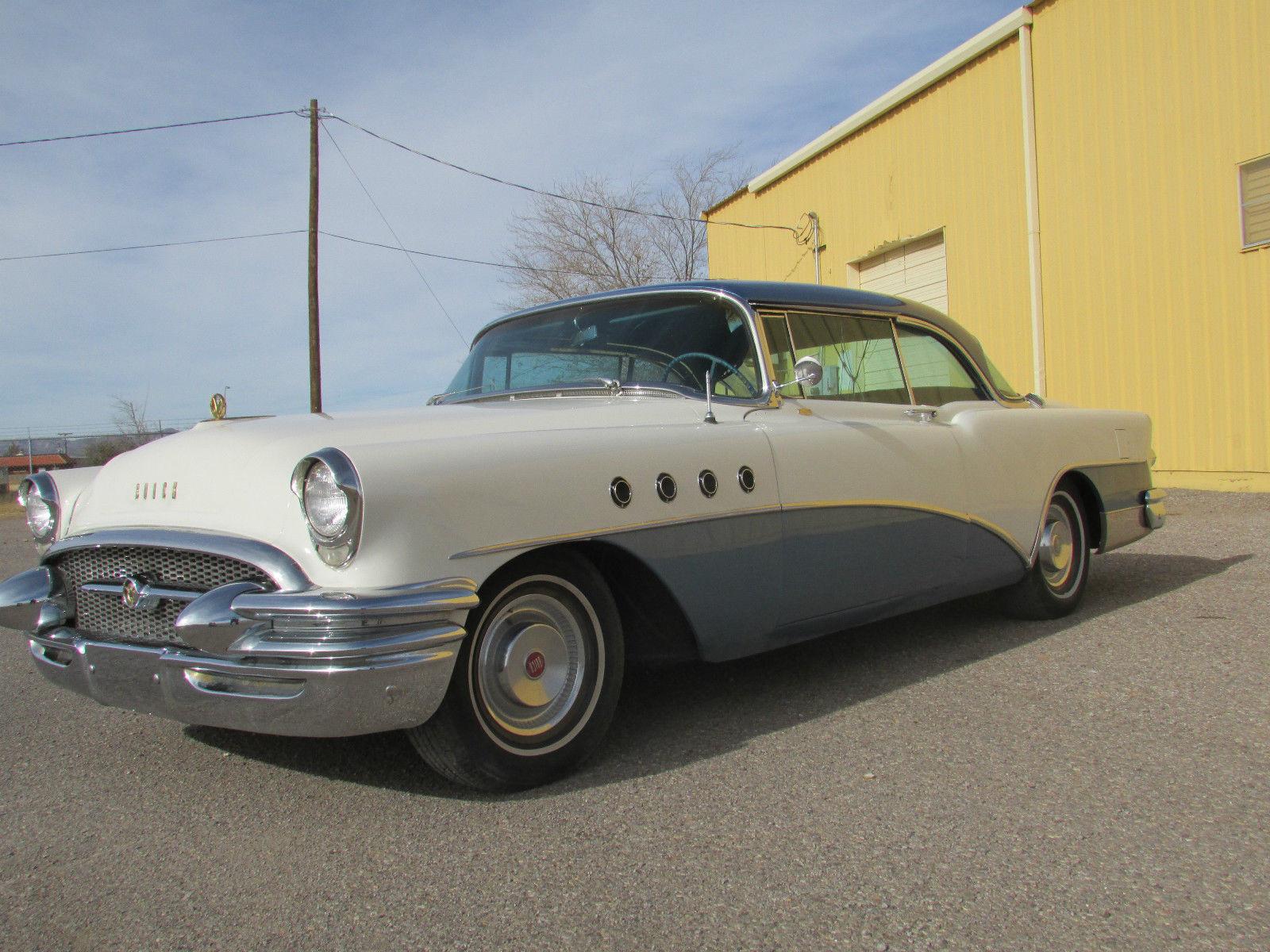 1955 buick roadmaster base hardtop 2 door 5 3l for sale for 1955 buick 2 door hardtop