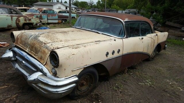 1955 Buick Other 4dr Hardtop