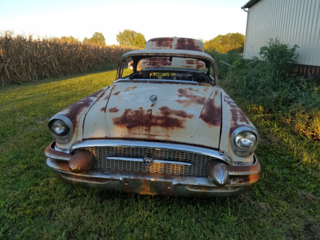 1955 Buick Super 2 Dr Hardtop Riviera Roadmaster For Sale Photos